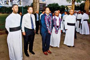 St. Joseph's College opens SKYRIM ARENA