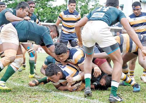 Inter-Schools Rugby: Ugly scene mars Peterite victory