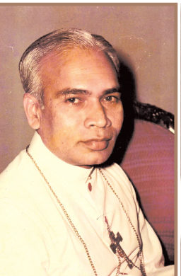 His Grace Archbishop Emeritus Nicholas Marcus Fernando : Illustrious Son of 'Little Rome'