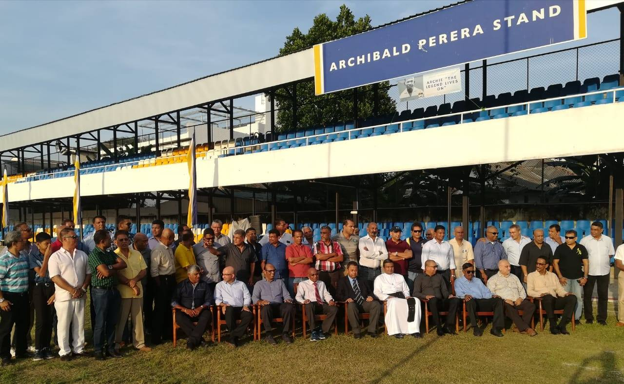 Archibald Perera: The small giant of Peterite rugby